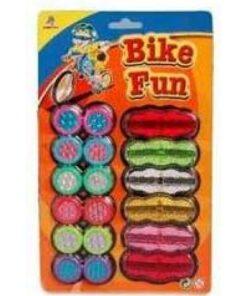 spaakversiering bike-fun