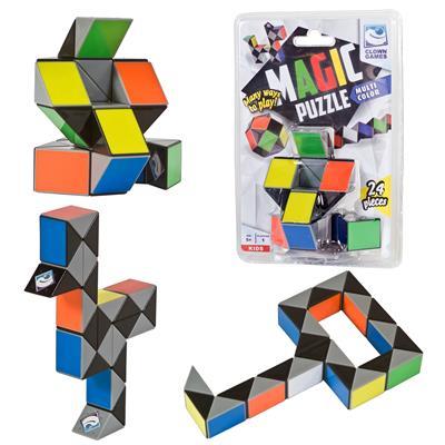 Clown magic puzzel
