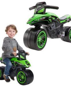 Falk Kawasaki groene loopmotor