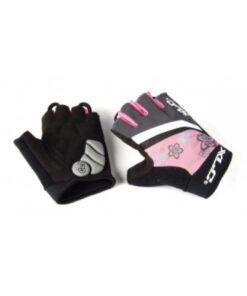 Fietshandschoenen roze