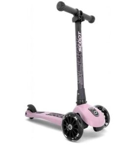 Scoot and ride 1 kleur roze