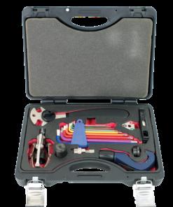 qu-ax gereedschapskoffer