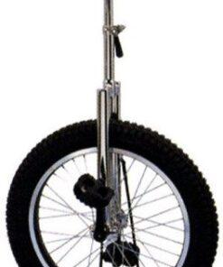Cross eenwieler met dikke band